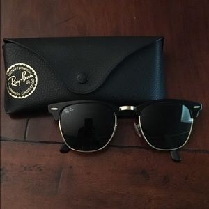 Ray-Ban club master sunglasses